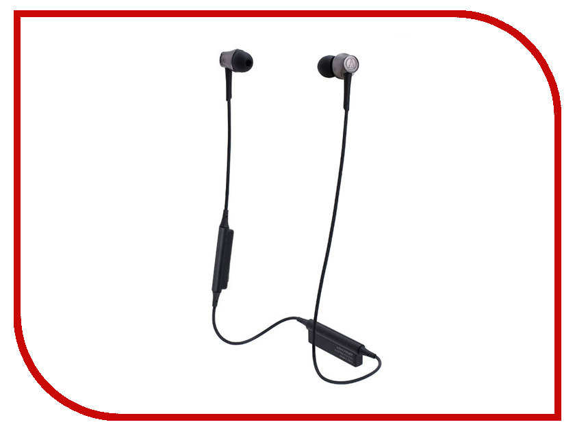 Audio-Technica ATH-CKR55BTBK audio technica ath cor150