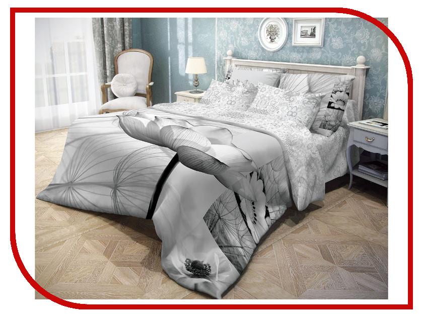 Постельное белье Волшебная ночь Прованс Poppy Комплект Евро Ранфорс 702138