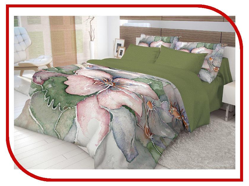 Постельное белье Волшебная ночь Этно Humming Комплект Евро Ранфорс 704320 постельное белье волшебная ночь island dreams комплект евро ранфорс blue 701993