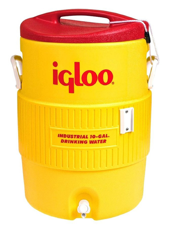 Термоконтейнер Igloo 10 Gallon 400 Series Beverage Cooler 38L 4101