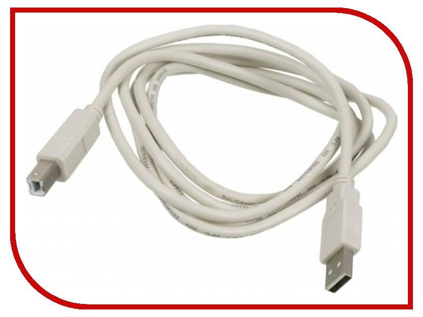 Аксессуар Ningbo USB - USB 3m USB2.0-AM-BM-3-BR 841890 все цены