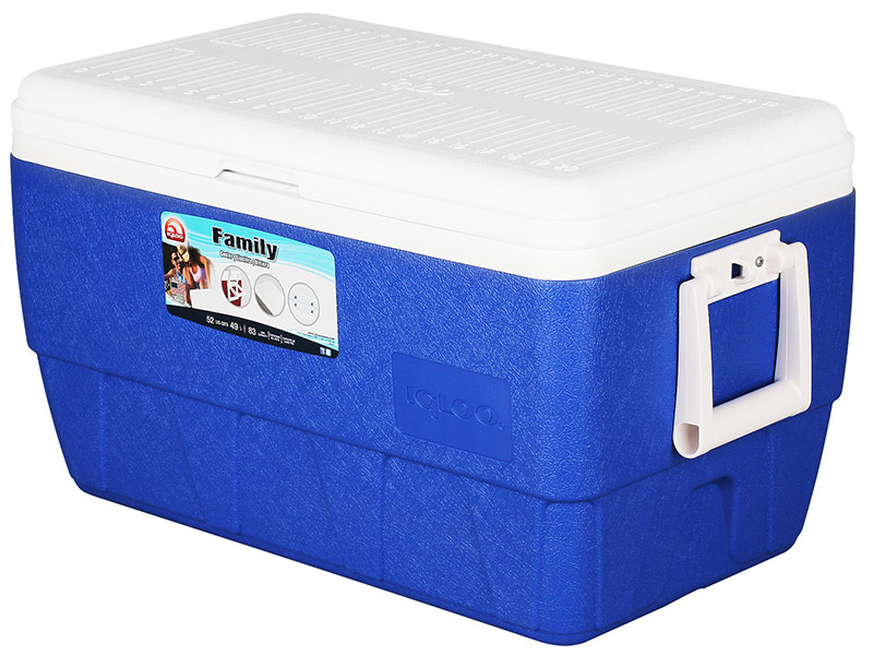 Термоконтейнер Igloo Family 52 49L 44368