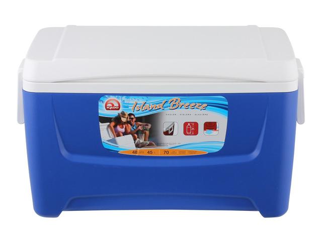 Термоконтейнер Igloo Island Breeze 48 45L Blue 44714