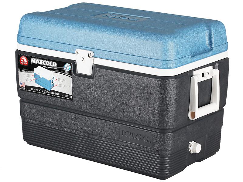 Термоконтейнер Igloo MaxCold 50 Dark Blue 49492