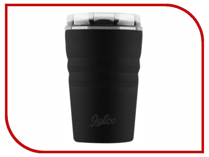 Термокружка Igloo Legacy 12 Black 170378 шапка dc igloo hats tender shots