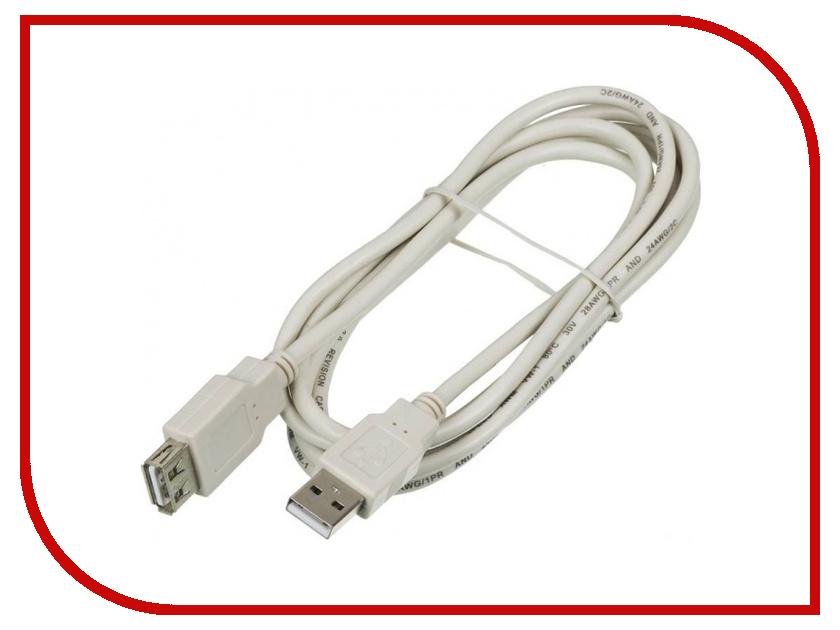 Аксессуар Ningbo USB - USB 1.8m USB2.0-AM-AF-BR 841884 все цены
