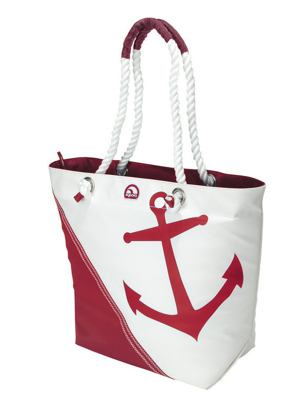 Термосумка Igloo Sail Tote 24 A-A 18L Red 4893727