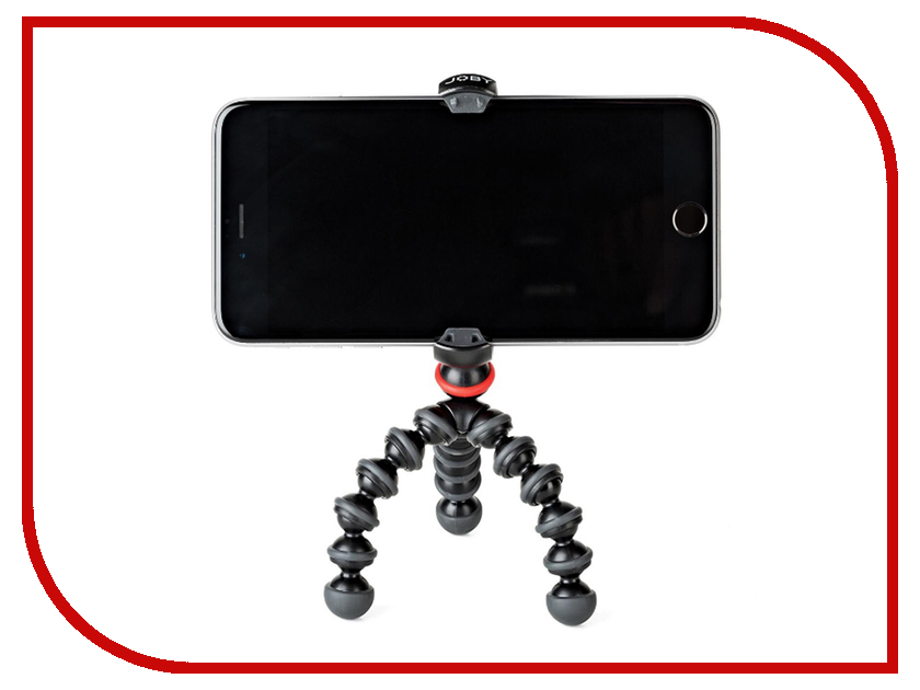 Zakazat.ru: Штатив Joby GorillaPod Mobile Mini Black JB01517-0WW