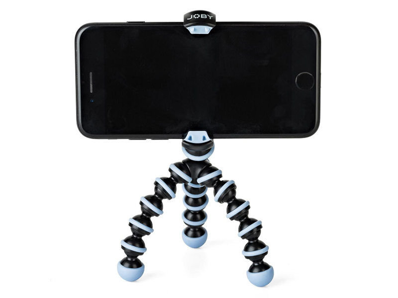 цена на Штатив Joby GorillaPod Mobile Mini Black-Blue JB01518-0WW