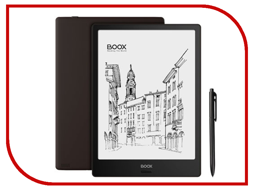 Электронная книга Onyx Boox Note Black цена