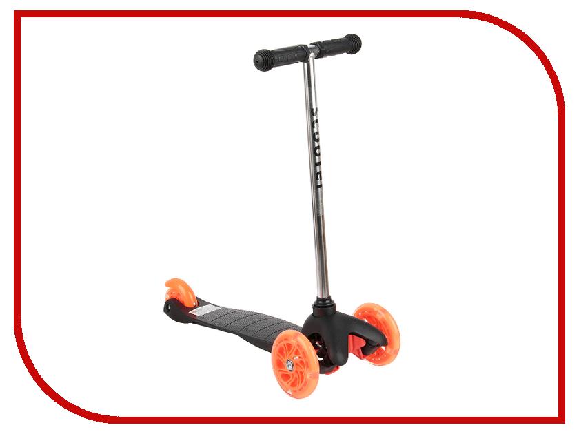 Самокат Leader Kids JC-206L Black-Orange GL000710924 цены онлайн
