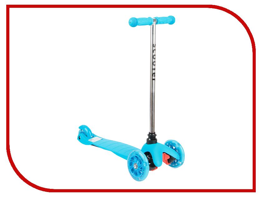 Самокат Leader Kids JC-206L Blue GL000710911 цены онлайн