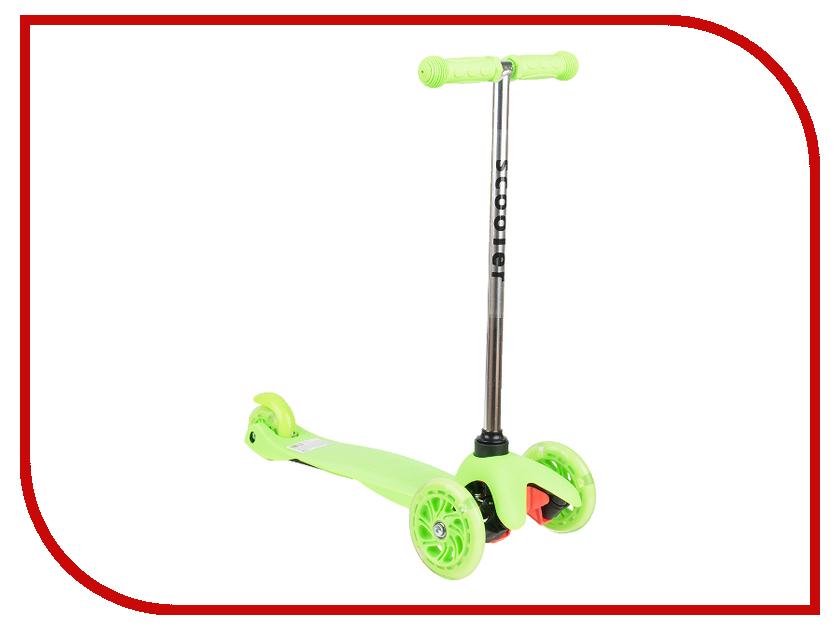Самокат Leader Kids JC-206L Green GL000710910 цены онлайн