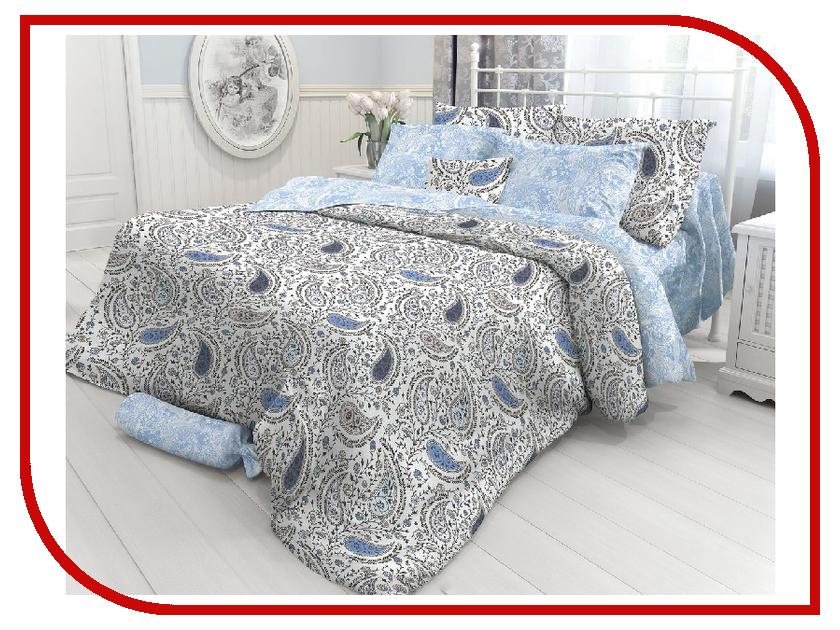 Постельное белье Verossa Constante Orient Paisley Комплект Евро Перкаль 717595 цена 2017