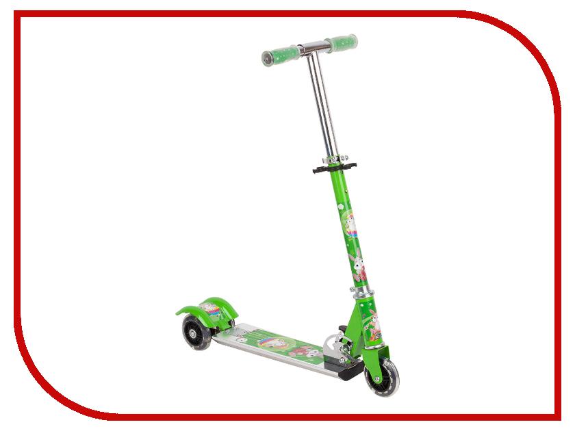 Самокат Lider Kids JC-602 Green цены онлайн