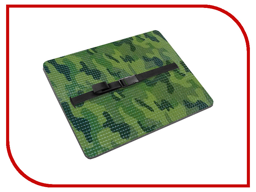 Сидушка Isolon Decor Camouflage 16mm Khaki STkm-16-521-00