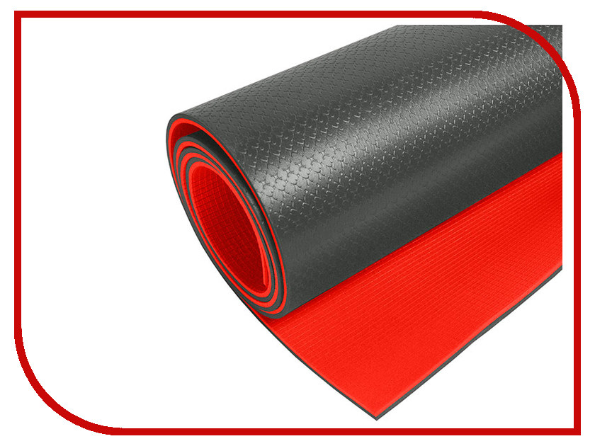 Коврик Isolon Sport 10 Red-Black Sp-10/2-062-00