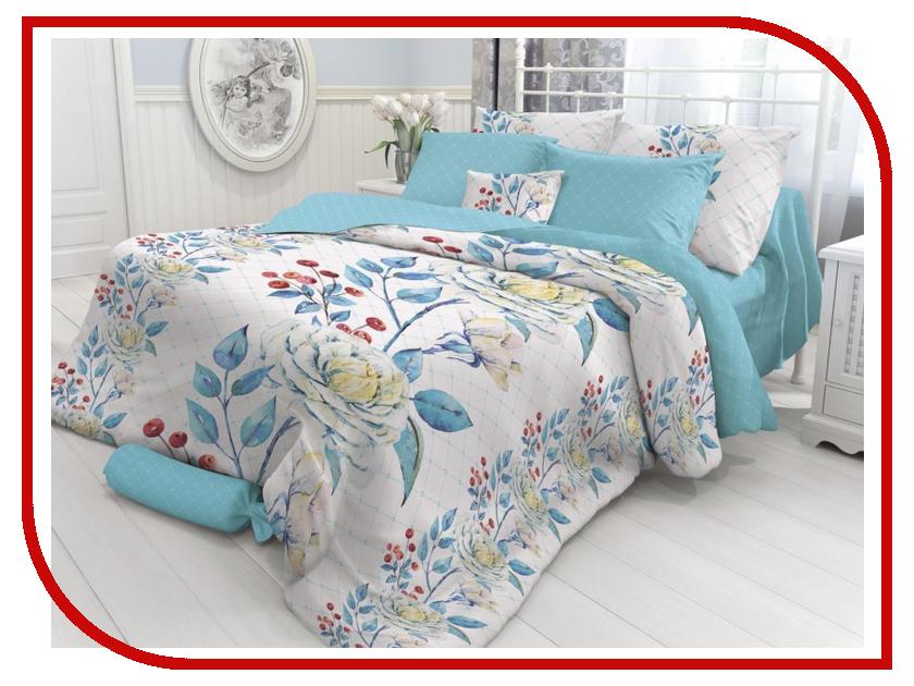 Постельное белье Verossa Constante Porcelain Комплект 2 спальный Перкаль 717576 цена 2017
