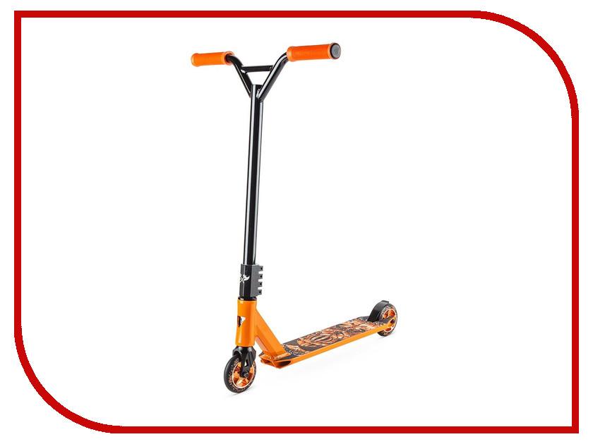 Самокат Fox Pro Raw-03 Orange самокат onlitop fox от 3636 blue 1693798