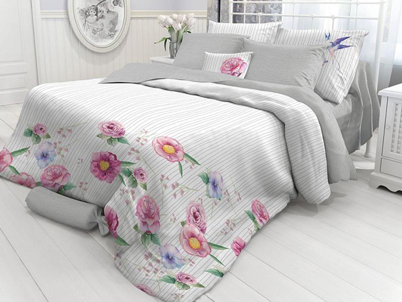 Постельное белье Verossa Constante Martlet Комплект 2 спальный Перкаль 718724