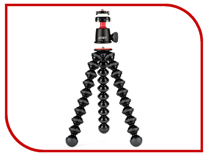 Штатив Joby GorillaPod 3K Kit штатив joby gpod mini magnetic