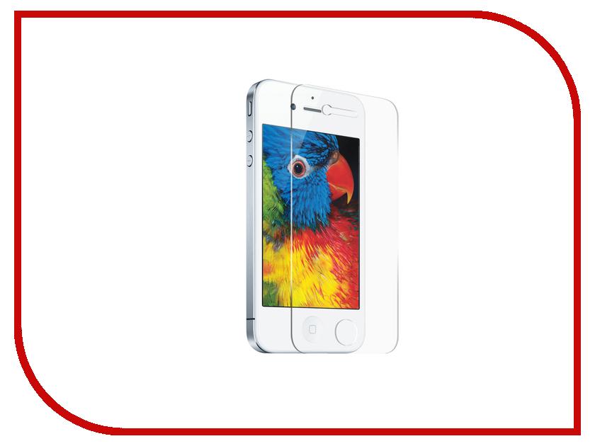 Аксессуар Защитное стекло Ubik для APPLE iPhone 4S