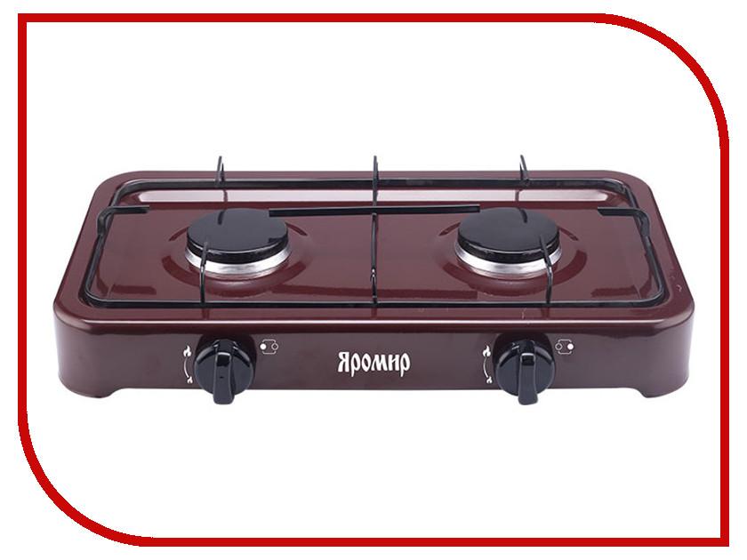 Плита Яромир ЯР-3012 Dark-Brown
