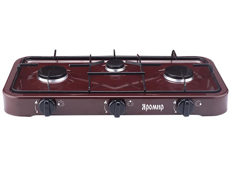 Плита Яромир ЯР-3013 Dark-Brown