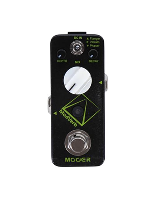 Педаль Mooer ModVerb