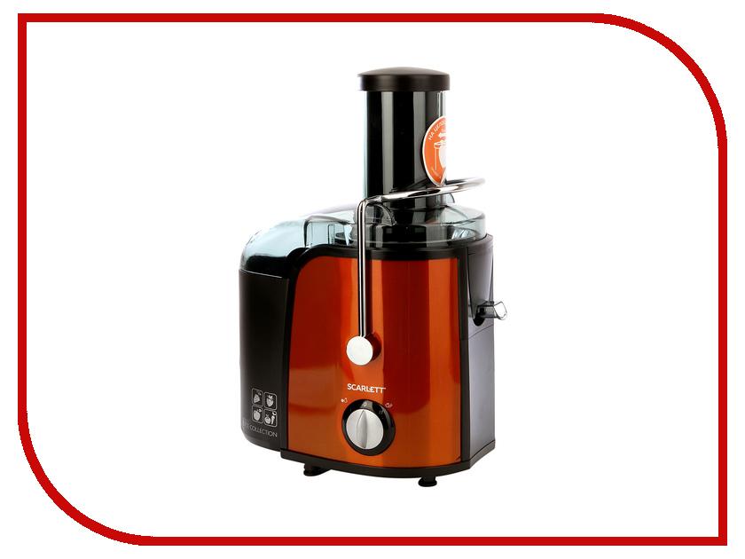 Соковыжималка Scarlett SC-JE50S42 Orange