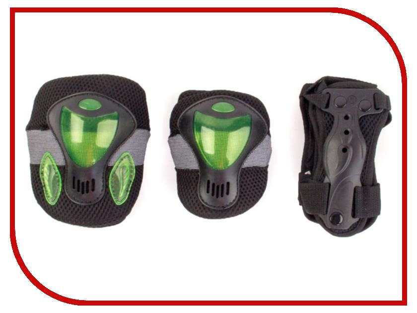 Комплект защиты Защита роликовая Larsen P9B L Green