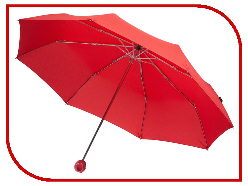 Зонт Knirps Floyd Red зонт knirps floyd orange