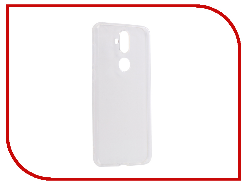 Аксессуар Чехол для ASUS Zenfone 5 Lite ZC600KL DF Silicone Super Slim aCase-48