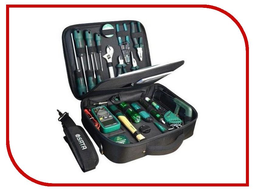 Набор инструмента SATA 03795 набор инструмента forsage 5071xl