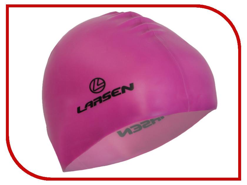 Шапочка Larsen LS78 Pink Neon