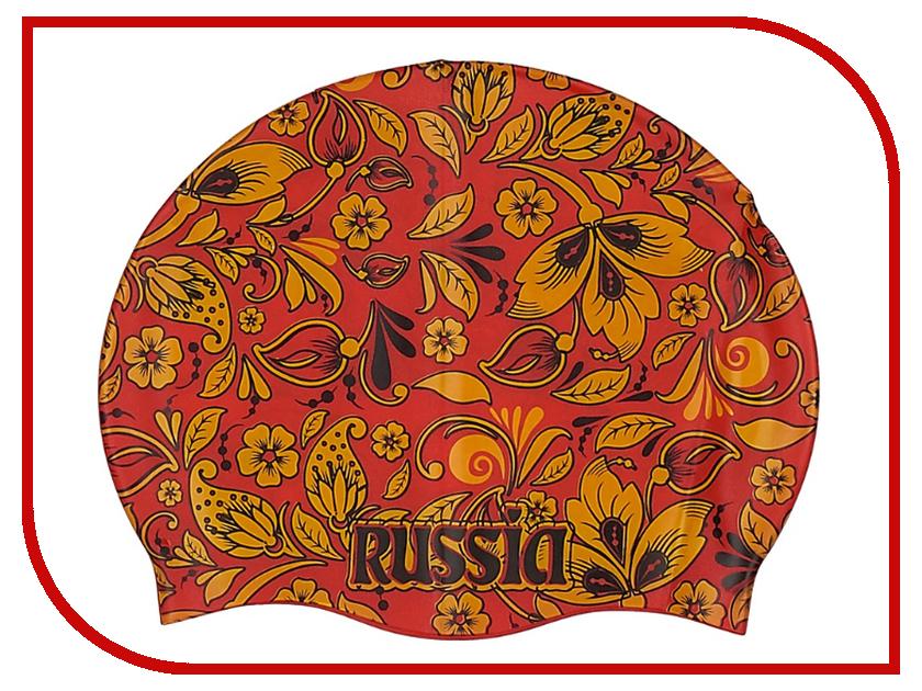 Шапочка Larsen Russia LS75 Red-Black