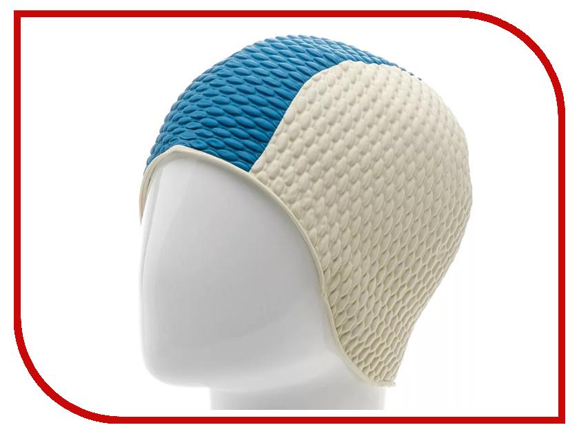 Шапочка Larsen Бабл-кап 3261 White/Blue