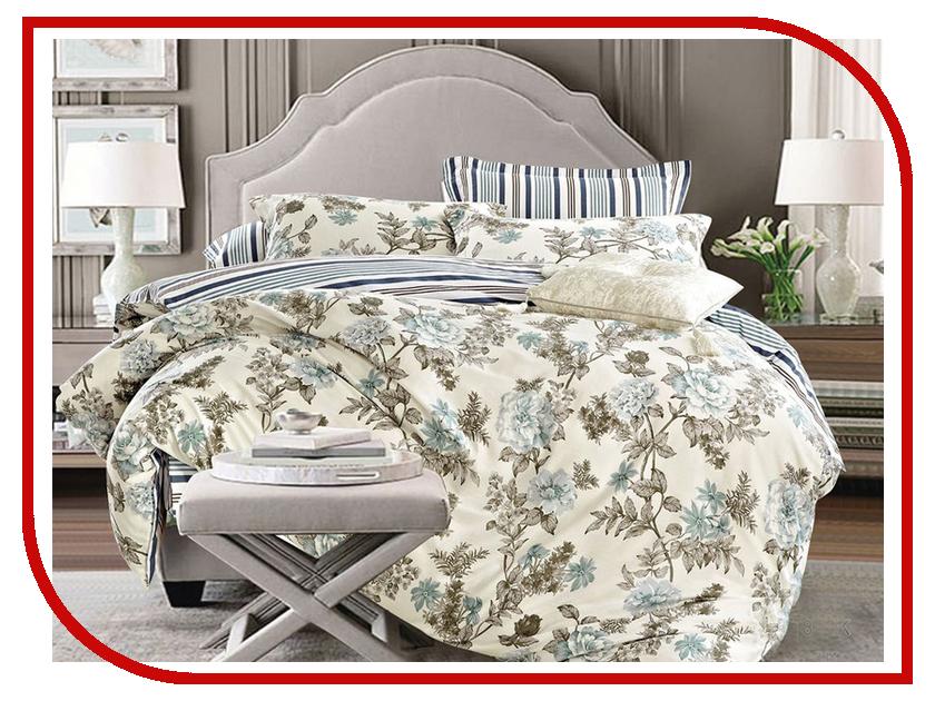 Постельное белье Cleo 20/418-SK Комплект 2 спальный Сатин Печатный постельное белье cleo 20 043 sr комплект 2 спальный сатин