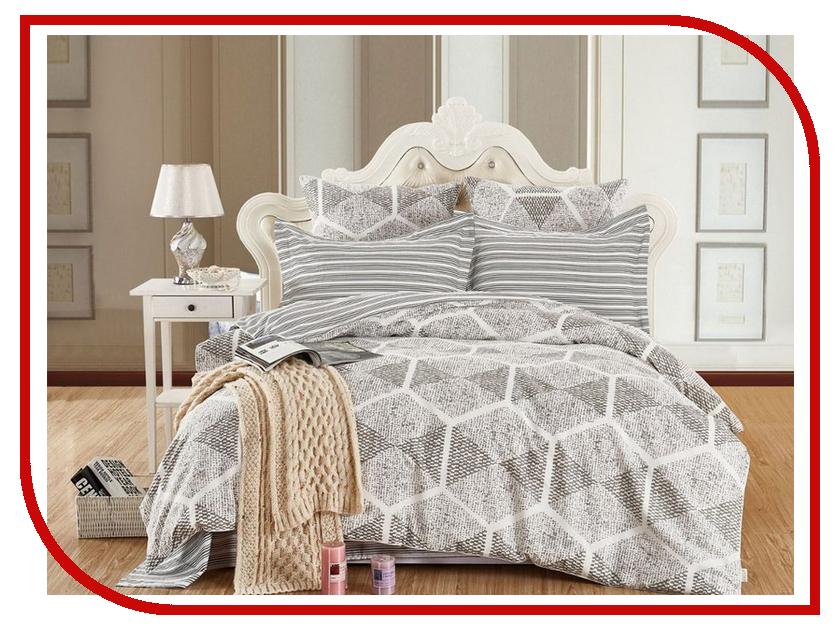 Постельное белье Cleo 20/401-SK Комплект 2 спальный Сатин Печатный постельное белье cleo 20 043 sr комплект 2 спальный сатин
