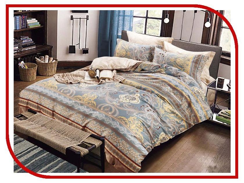 Постельное белье Cleo 20/339-SK Комплект 2 спальный Сатин Печатный цена 2017