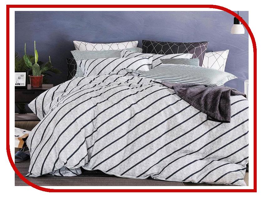 Постельное белье Cleo 15/409-SK Комплект 1.5 спальный Сатин Печатный комплект двуспальный cleo 350 sk