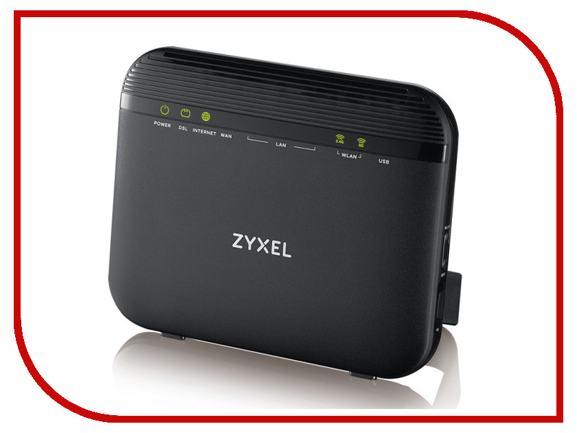 Wi-Fi роутер ZyXEL VMG3625-T20A wi fi роутер zyxel keenetic extra ii