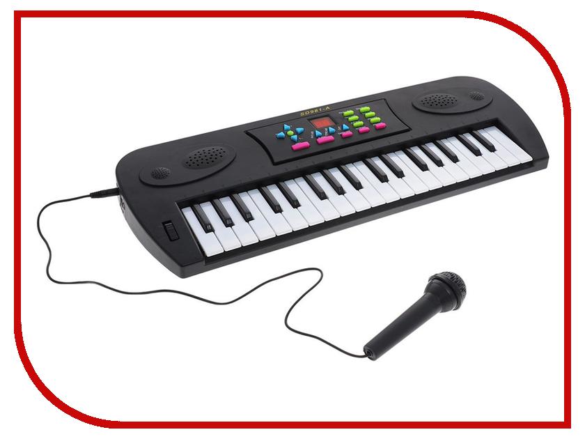 Детский музыкальный инструмент DoReMi Синтезатор D-00024 музыкальный инструмент детский doremi синтезатор 37 клавиш 54 см