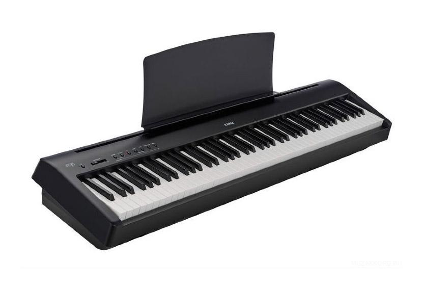 Цифровое фортепиано KAWAI ES-110 Black