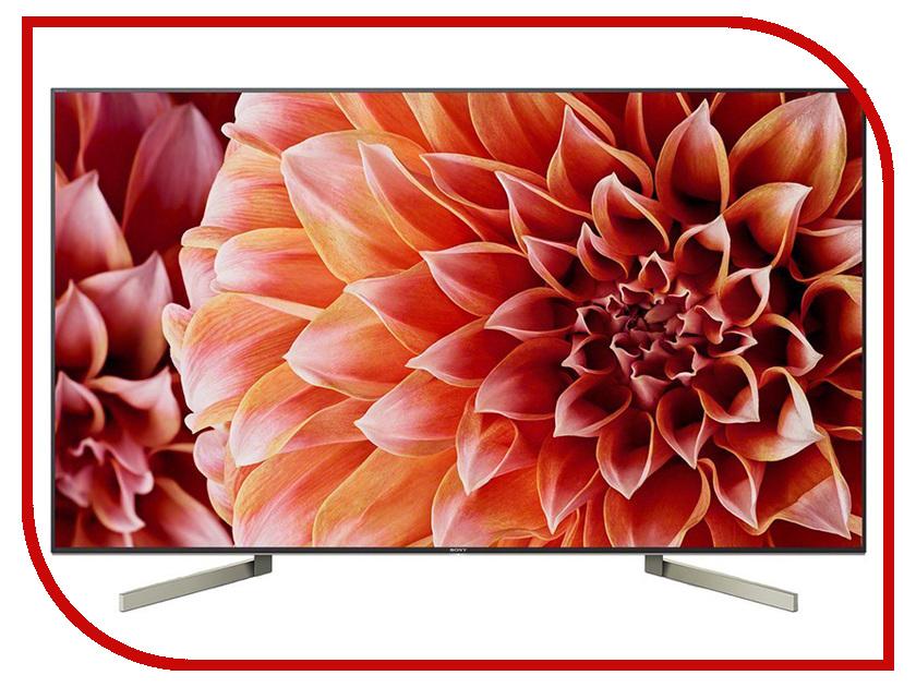 Телевизор Sony KD-55XF9005 sony kd 55xd8599