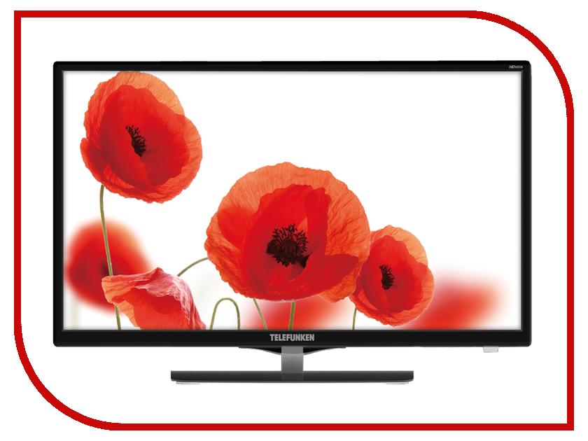 Телевизор TELEFUNKEN TF-LED24S41T2 телевизор telefunken tf led32s54t2