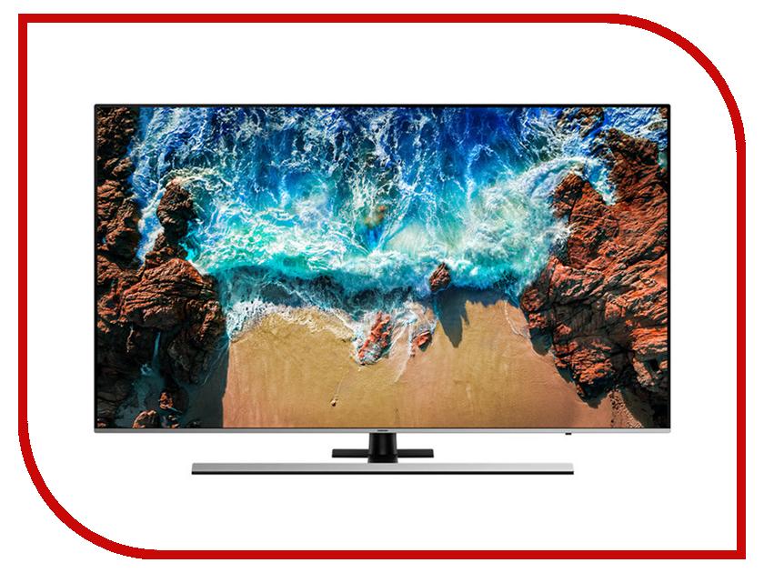 Телевизор Samsung UE49NU8000UXRU