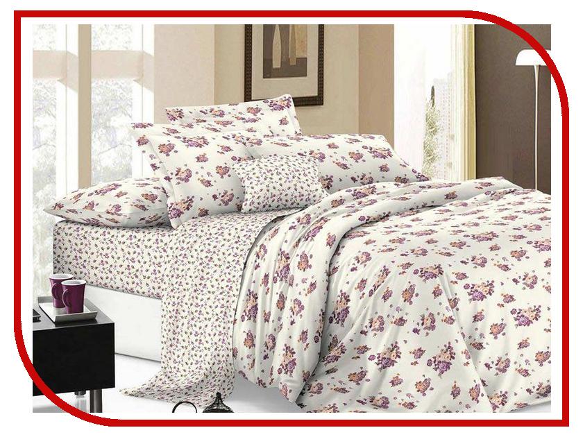 Постельное белье Cleo Pure cotton 31/024-PC Комплект Евро Поплин