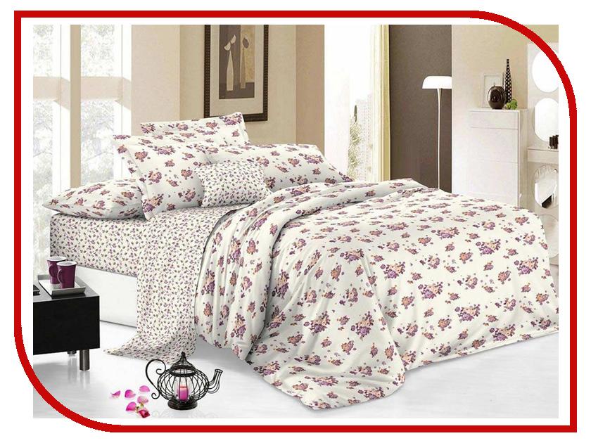 Постельное белье Cleo Pure cotton 20/024-PC Комплект 2 спальный Поплин