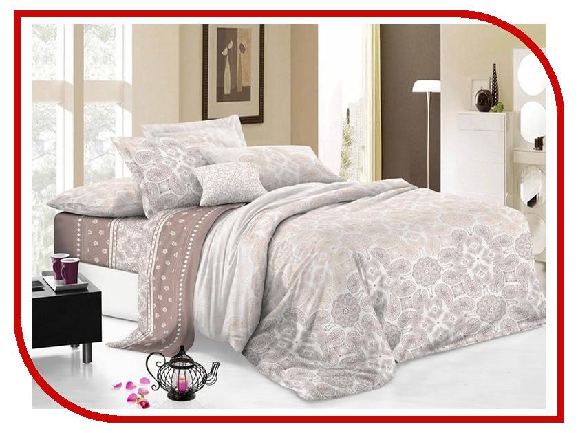 Постельное белье Cleo Pure cotton 20/008-PC Комплект 2 спальный Поплин обычная кроватка счастливый малыш 008 дюймовочка тик